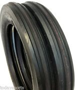 400x19 4.00-19 400-19 Tractor F2 Three Rib Ford 2n 9n Tractor Tires And Tubes