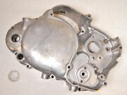 75 Kawasaki F9 Big Horn 350 Right Side Clutch Cover Oil Injection Pump Housing