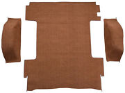 Replacement Flooring Set Cargo Area For 70-72 Gmc Jimmy 1150-232 Mass Backing