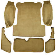 Replacement Flooring Set Cargo Area For Jeep Wagoneer 1168-232 Mass Backing
