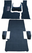 Replacement Flooring Set Complete For 81-93 Dodge B250 21181-162 Mass Backing