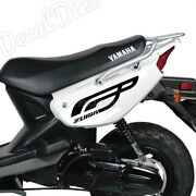Zuma Racing Body Decals - Fits Yamaha Vinyl Graphic Kit Sticker Moped Scooter