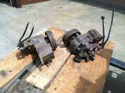 Military Wwii Jeep Gpw Mb Transfer Case G503, Lot Of 2, Used For Parts