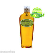 Premium Rosehip Seed Oil Refined 100 Pure Organic 2 Oz -up To 7 Lb Free Shipp