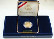 2006 San Francisco Old Mint 5 Gold Proof Commemorative Coin With Box And Coa Dgh