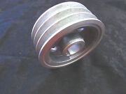 Variable Speed Pulley 3 Sheave Aluminum Xlnt