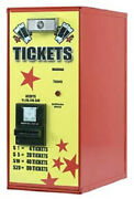 American Changer Ac111 Ticket Dispenser Front Load Holds Up To 4000 Tickets