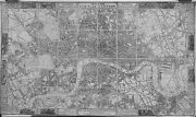 Antique Map, Wyld's New Plan Of London