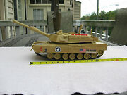 Toy State Industrial Us Army Tankwith Sounds Lights And Movement199315