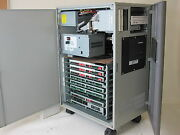 Comdial Fxcbf Loaded Phone Cabinet With Cards