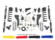 Zone Suspension 8'' Lift Kit 4x4 Top Rated M/usa For 2008 Dodge Ram 1500 Megacab