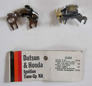 Parts Plus 74-75 Datsun And 75-76 Honda Ignition Tune-up Kit P/nand039s 11524 N.o.r.s
