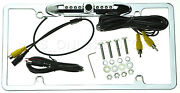 Color Rear View Camera W/ Night Vision For Alpine Iva-d310 Ivad310