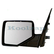 06-10 Explorer And Mountaineer Door Mirror Power Heated W/puddle Lamp Driver Side