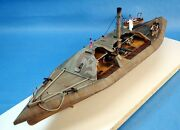 Cottage Industry 1/96 C.s.s. Tennessee Confederate Ironclad In Civil War 96009
