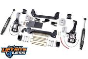 Zone Offroad F8n 4 Suspension Sys. Liftkit 4x4 Top Rated For 04-2008 Ford F150