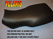 Polaris Xpedition 2000-02 New Seat Cover Atv 4x4 325 425 Expedition Black 048a