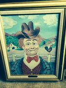 Red Skelton Lithographs Original Signature Sold As Set Of 4 174/5000