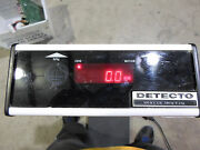 Cardinal Detecto 6800 Scale No Ac/adapter 400lb X .5lb - 180kg X .2kg Used
