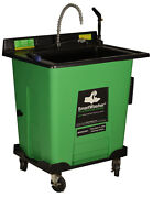 Chemfree Smartwasher Sw-125c Parts Washer Brakes Degreaser