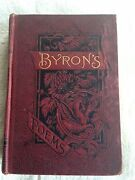 The Poems And Dramas Of Lord Byron 1887