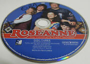 Roseanne Season 1 Dvd Replacement Disc 3 Only