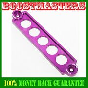 Battery Tie Down Purple For 02-05 Honda Civic Si Hatchback 3d
