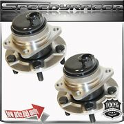 01-03 Chrysler Voyager Rear Wheel Bearing And Hub Assembly One Pair Townandcountry