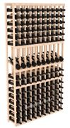 15-150 Btl Display Wine Cellar Kits In Pine. Seamlessly Expandable Wine Cellars.