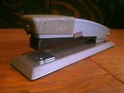 Vintage 50and039s Bostitch B126 Stapler Excellent Working Cosmetic Condition