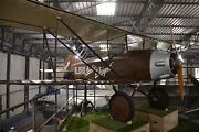 Whippet Austin Uk Private Light Airplane Wood Model Replica Large Free Shipping