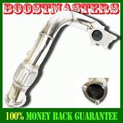 96 - 05 Vw Jetta/golf 1.8t 3 Turbo Downpipe Stainless For T3/t4 5 Bolt Only