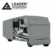 Leader Accessories Class C Rv Cover Fits Motorhome 23'-26' Outdoor Protect