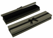 Dapper Series With Bow Bracelet / Watch Boxes Gift Display Boxes - Datp-04wb
