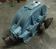 Falk Right Angle Speed Reducer Size 7db Rpm 1750 Ratio 9.94 50/70hp Xlnt