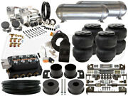 Complete Air Ride Suspension Kit - 1961-1963 Lincoln Continental 3/8 Level 3