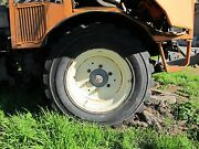 4 Wheels And Tires For Holder C9700h Tractor