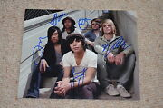My American Heart Signed Autograph In Person 8x10 20x25 Cm Emo , Pop Punk