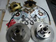 1953 1954 Chevy Belair/210 Front Disc Brake Complete Front Kit Conversion