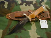 Randall Knife Knives Buxton F.6 1/2ss824bcnsdfchcs Br.msfgetw/wt 4995