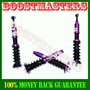 For 98-02 Accord 99-03 Acura Tl 01-03 Cl Coilover Suspension Kit