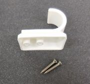 Moonlighter Push Pole Replacement Holder Single White
