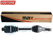 Rear Left/right Drive Shaft Cv Joint Axle For Polaris Sportsman 335 400 500 4x4
