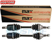 Front Left And Right Cv Joint Axles Set For Honda Trx 450 Foreman 1998 1999-2004