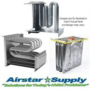 Exc01364 / Exc-1364 Andbull Oem American Standard / Trane Heat Exchanger With Warranty