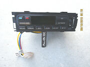 03 - 10 Ford Crown Victoria Lx A/c Heater Climate Control Oem P/n 3w7h-19c933-ab