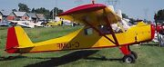 Nordic Ii Norman Canada Private Airplane Wood Model Replica Large Free Shipping