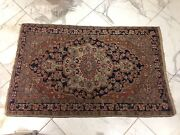 Rug Antique Perfect Condition. Over 100 Years Old.