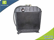 15221-72060 New Kubota L175 Radiator With Cap And Overflow Pipe