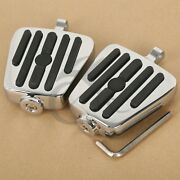 Male Mount Mini Footboards Foot Boards Pegs Fit For Harley Davidson 50451-09 New